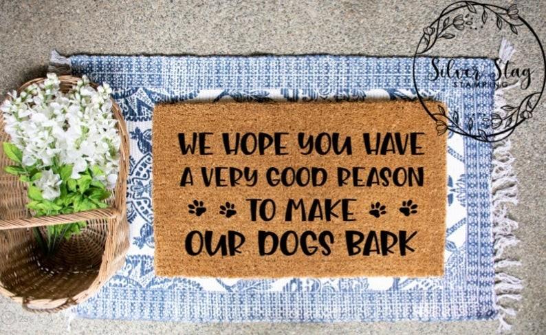 Labrador deurmat cadeau´s voor Labrador