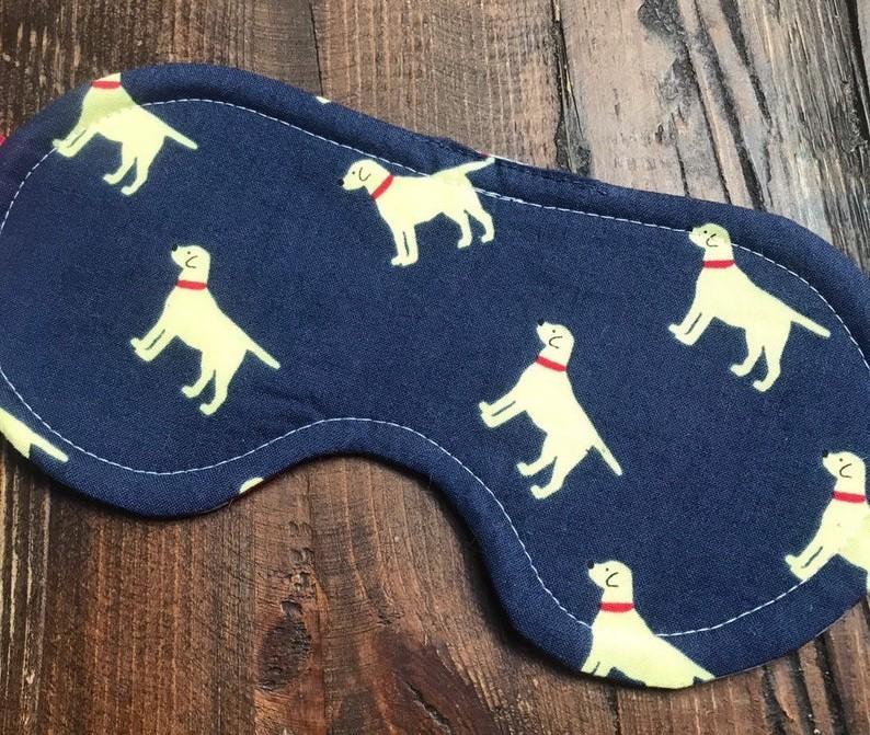 Labrador slaapmasker cadeau´s voor Labrador