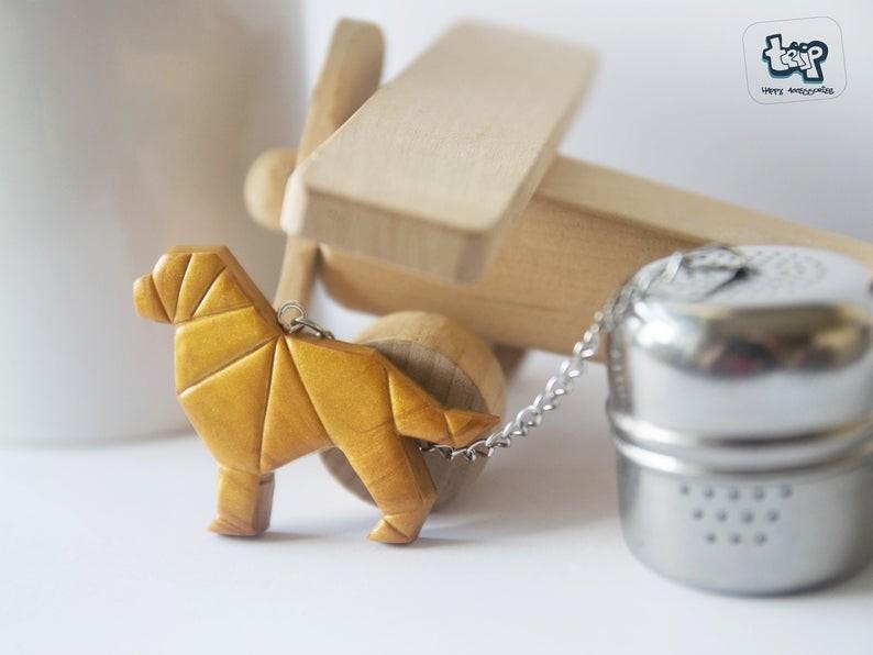 Labrador thee-ei cadeau´s voor Labrador